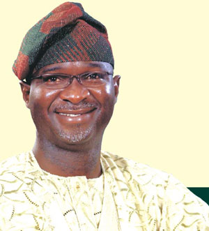 Gov Fashola stops aides from organising elaborate 50th birthday party