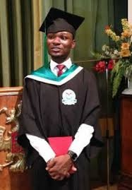 Nigerian student graduates with 5.0 CGPA from Russian University