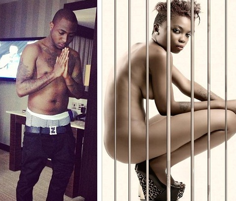 Davido kept it fresh for hours in bed with me – Pendo, Kenyan Girl boasts
