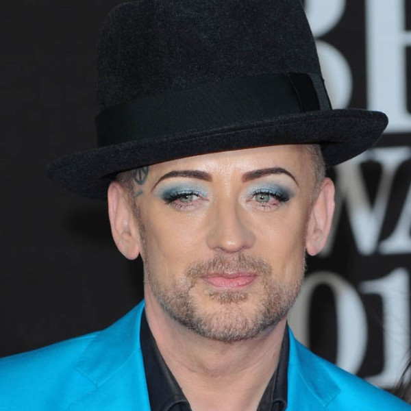 Boy George warns Bieber and Rihanna not to mess up their lives