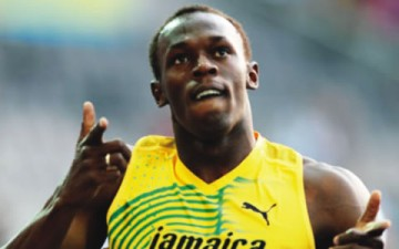 Bolt not worried about failure