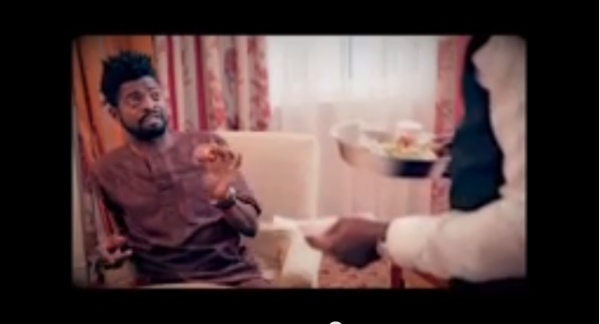 LMFAO: Watch BasketMouth and Buchi's Hotel Room Skit