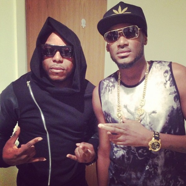 Dbanj Shoots Video For Duet With 2face Idibia