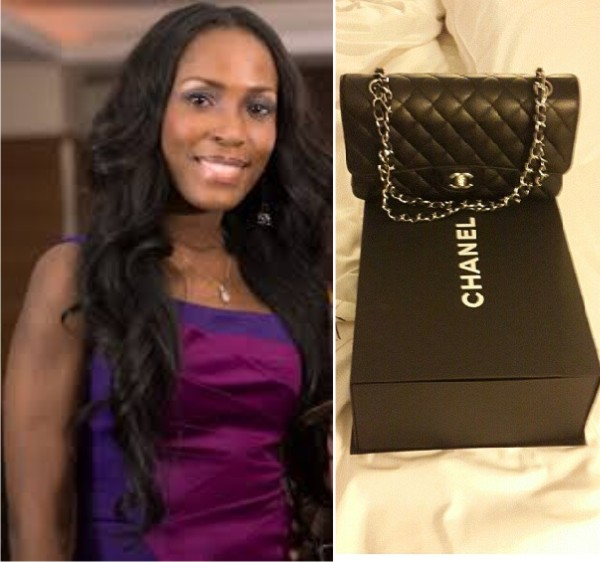 Linda Ikeji buys N700k Chanel bag