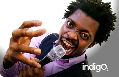 Basketmouth rated second best stand-up comedian in Africa