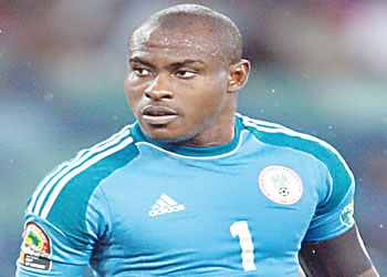Eagles need divine help against Ethiopia – Enyeama