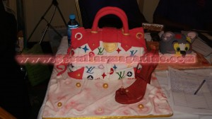 Exotique Bag and Shoe