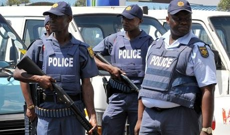 Two Nigerian journalist brutalised by South African police