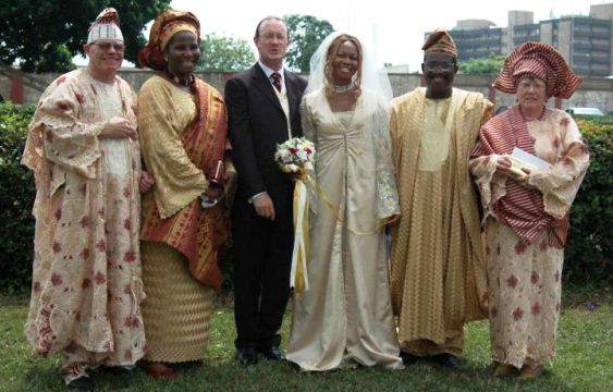 Goldie's husband shares their wedding photos in her memory
