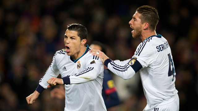 Ronaldo: Real Madrid adapted to predictable Barcelona philosophy - peculiar magazine