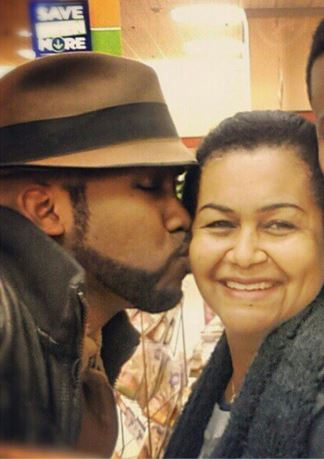 Banky W Shares Photos Of His Parents To Mark His Mom Birthday